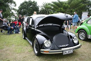 Beetle '68 on