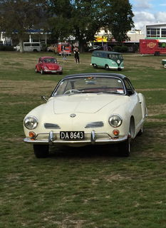 Karmann Ghia all years