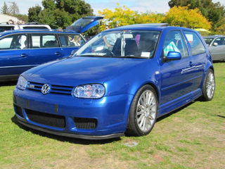 Golf Mk3, Mk4 1993 to 2003