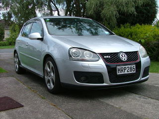 Golf Mk5, Mk6, Mk7 2004 to 2015