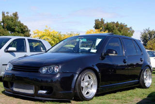 Golf Modified all years