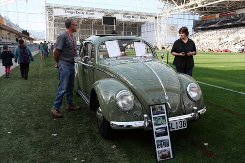 Beetle to '57