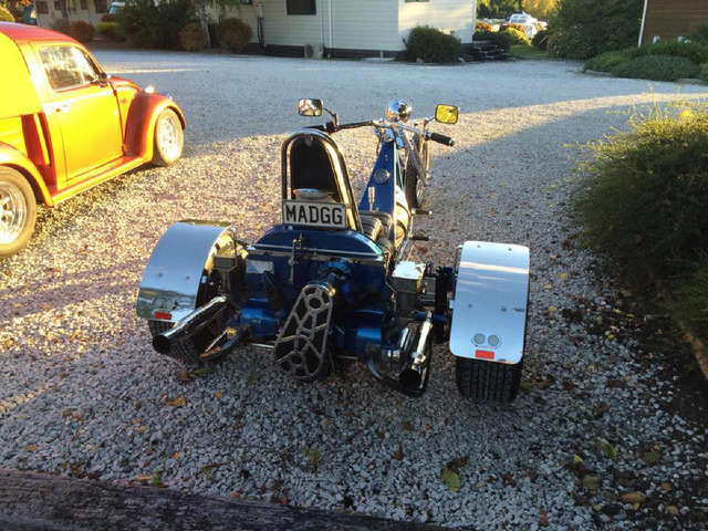 VW Powered Trike